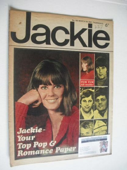 <!--1967-03-11-->Jackie magazine - 11 March 1967 (Issue 166)