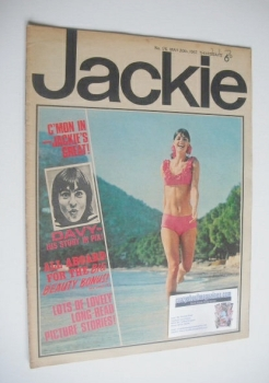 Jackie magazine - 20 May 1967 (Issue 176)