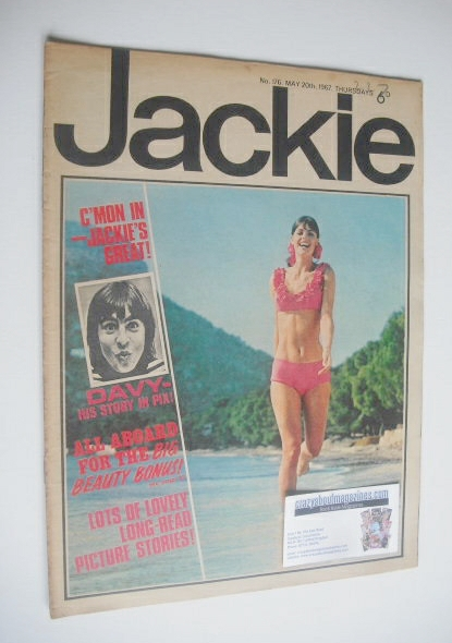 <!--1967-05-20-->Jackie magazine - 20 May 1967 (Issue 176)