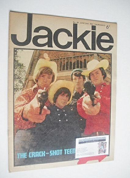 <!--1967-06-24-->Jackie magazine - 24 June 1967 (Issue 181)