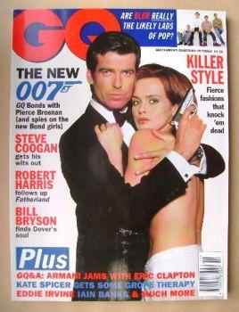 British GQ magazine - October 1995