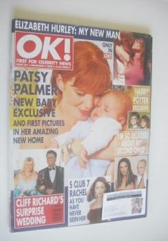 OK! magazine - Patsy Palmer cover (3 November 2000 - Issue 237)