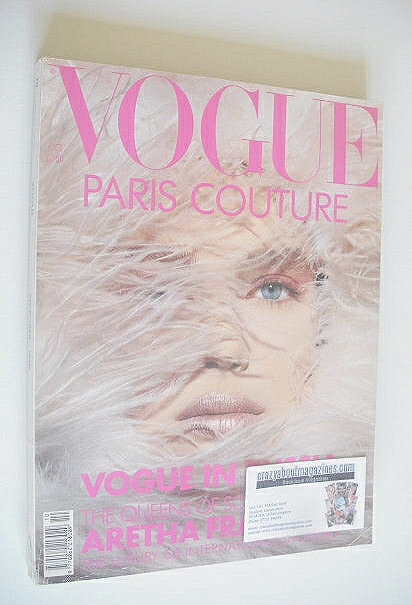 <!--1990-10-->British Vogue magazine - October 1990
