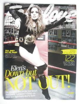 Fabulous magazine - Elen Rivas (24 January 2010)