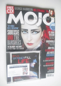 MOJO magazine - Siouxsie Sioux cover (November 2014 - Issue 252)