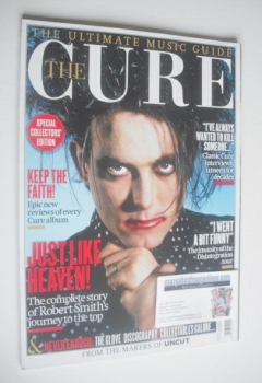 The Ultimate Music Guide magazine - Robert Smith cover (Issue 5 - 2014)