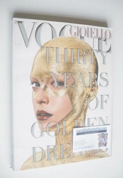 <!--2010-09-->Vogue Gioiello magazine - September/October 2010 - Thirty Yea