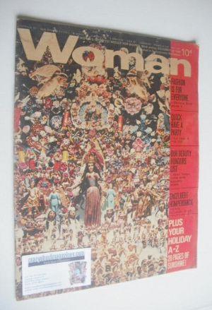 <!--1968-12-28-->Woman magazine - (28 December 1968)