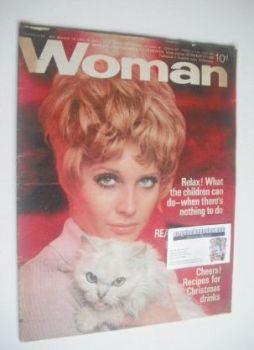 Woman magazine (14 December 1968)