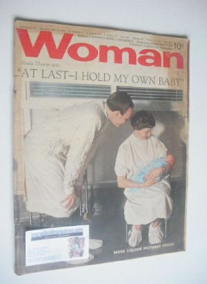 <!--1968-12-07-->Woman magazine - (7 December 1968)