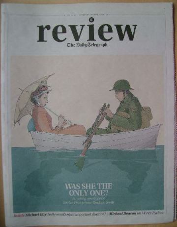 The Daily Telegraph Review newspaper supplement - 5 July 2014