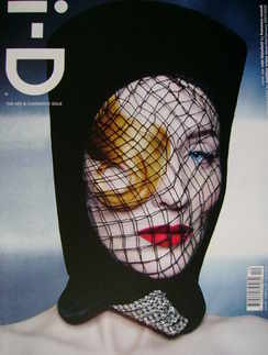 <!--2007-12-->i-D magazine - Cate Blanchett cover (December/January 2007/20
