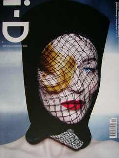 i-D magazine - Cate Blanchett cover (December/January 2007/2008)