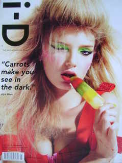 <!--2007-03-->i-D magazine - Lily Donaldson cover (March 2007)