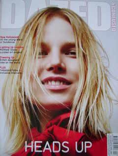 Dazed & Confused magazine (April 2007 - Suvi Koponen cover)