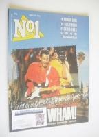 <!--1985-09-28-->No 1 Magazine - Wham! cover (28 September 1985)