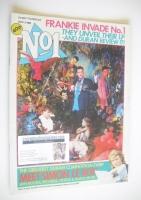 <!--1984-11-03-->No 1 Magazine - Frankie Goes To Hollywood cover (3 November 1984)