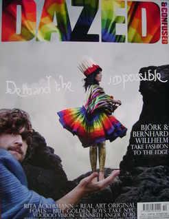 <!--2007-10-->Dazed & Confused magazine (October 2007 - Bjork cover)