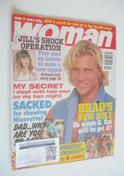 Woman magazine - Scott Michaelson cover (9 May 1994)