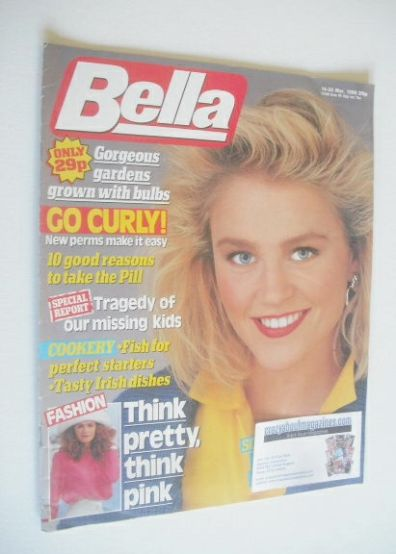 <!--1988-03-14-->Bella magazine - 14-20 March 1988