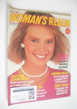 Woman's Realm magazine (12 May 1984)