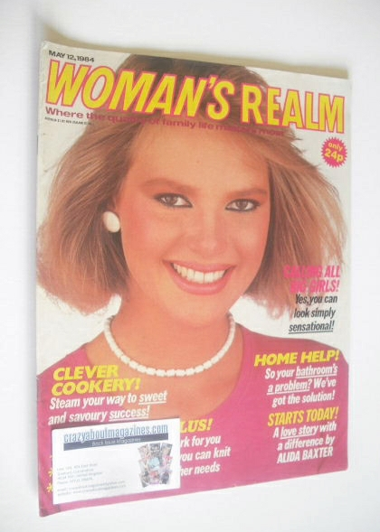<!--1984-05-12-->Woman's Realm magazine (12 May 1984)
