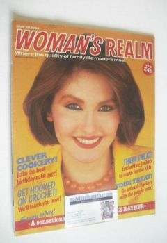 Woman's Realm magazine (26 May 1984)