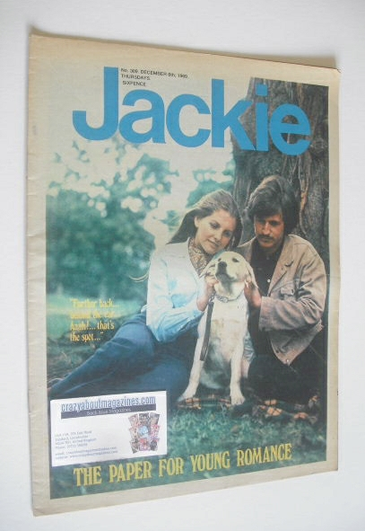 <!--1969-12-06-->Jackie magazine - 6 December 1969 (Issue 309)