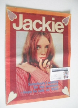 Jackie magazine - 14 February 1970 (Issue 319)