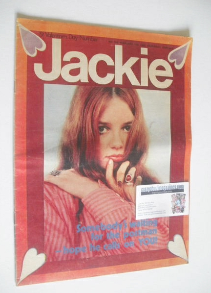 <!--1970-02-14-->Jackie magazine - 14 February 1970 (Issue 319)
