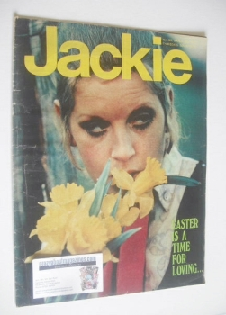Jackie magazine - 28 March 1970 (Issue 325)