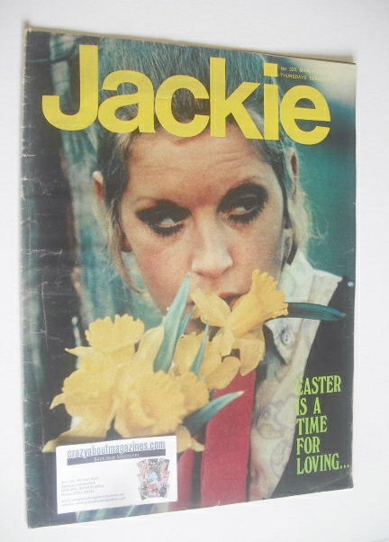 <!--1970-03-28-->Jackie magazine - 28 March 1970 (Issue 325)