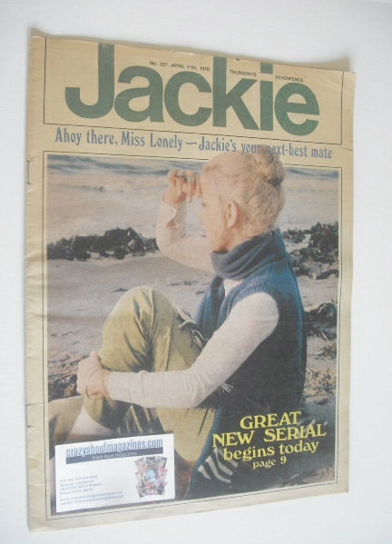 <!--1970-04-11-->Jackie magazine - 11 April 1970 (Issue 327)