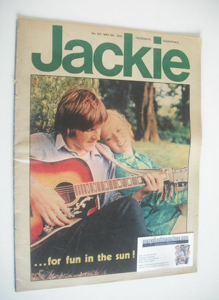 <!--1970-05-09-->Jackie magazine - 9 May 1970 (Issue 331)
