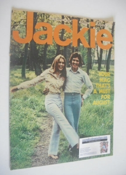 Jackie magazine - 1 August 1970 (Issue 343)