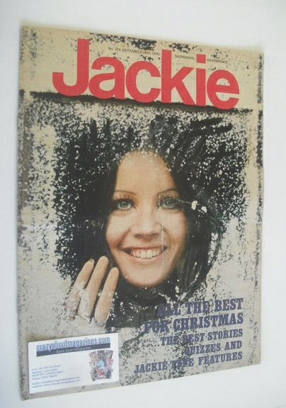 <!--1970-12-26-->Jackie magazine - 26 December 1970 (Issue 364)