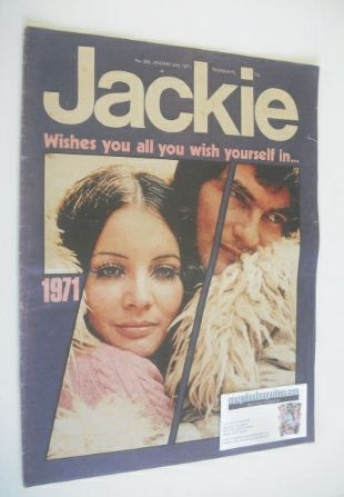 <!--1971-01-02-->Jackie magazine - 2 January 1971 (Issue 365)