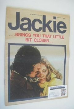 Jackie magazine - 30 January 1971 (Issue 369)