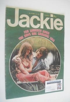 Jackie magazine - 4 December 1971 (Issue 413)