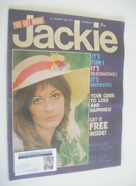 <!--1971-09-18-->Jackie magazine - 18 September 1971 (Issue 402)