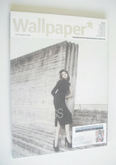 <!--2008-09-->Wallpaper magazine (Issue 114 - September 2008)