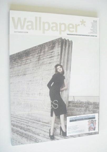 <!--2008-09-->Wallpaper magazine (Issue 114 - September 2008)