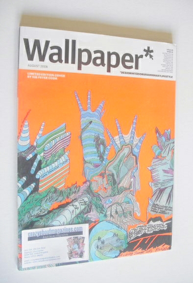<!--2008-08-->Wallpaper magazine (Issue 113 - August 2008, Limited Edition)