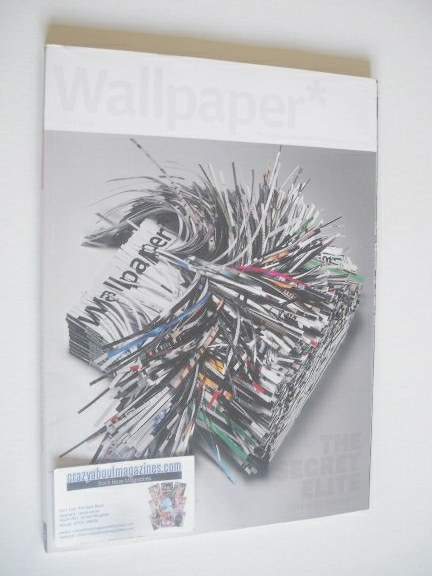 <!--2008-07-->Wallpaper magazine (Issue 112 - July 2008)