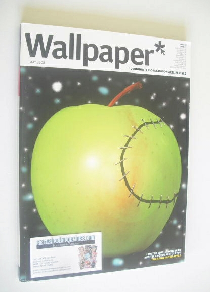 <!--2008-05-->Wallpaper magazine (Issue 110 - May 2008, Limited Edition)