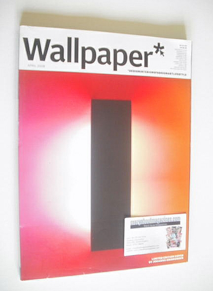 <!--2008-04-->Wallpaper magazine (Issue 109 - April 2008, Limited Edition)