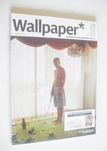 <!--2008-03-->Wallpaper magazine (Issue 108 - March 2008, Limited Edition)