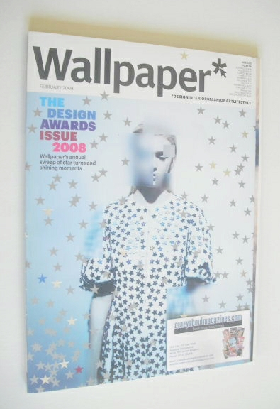 <!--2008-02-->Wallpaper magazine (Issue 107 - February 2008)