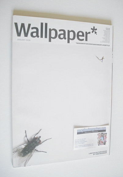 <!--2008-01-->Wallpaper magazine (Issue 106 - January 2008, Limited Edition