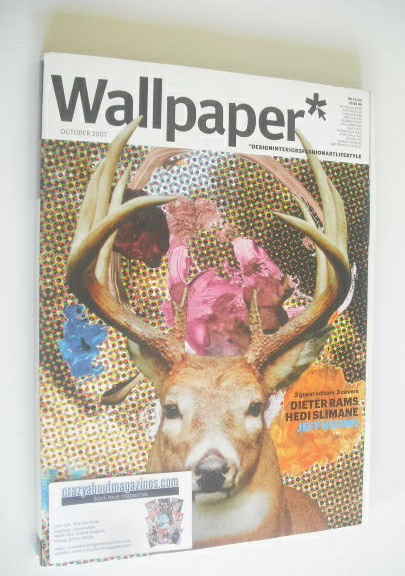 <!--2007-10-->Wallpaper magazine (Issue 103 - October 2007)